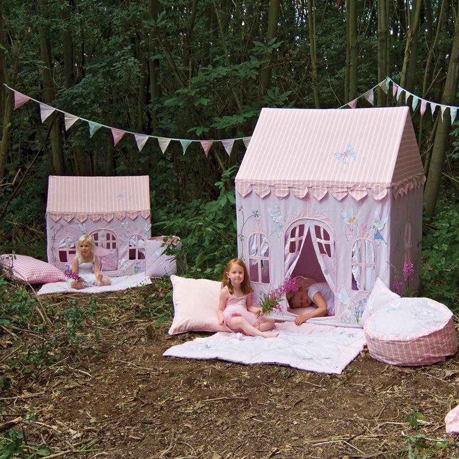 win green spielhaus fairy cottage gro online kaufen. Black Bedroom Furniture Sets. Home Design Ideas
