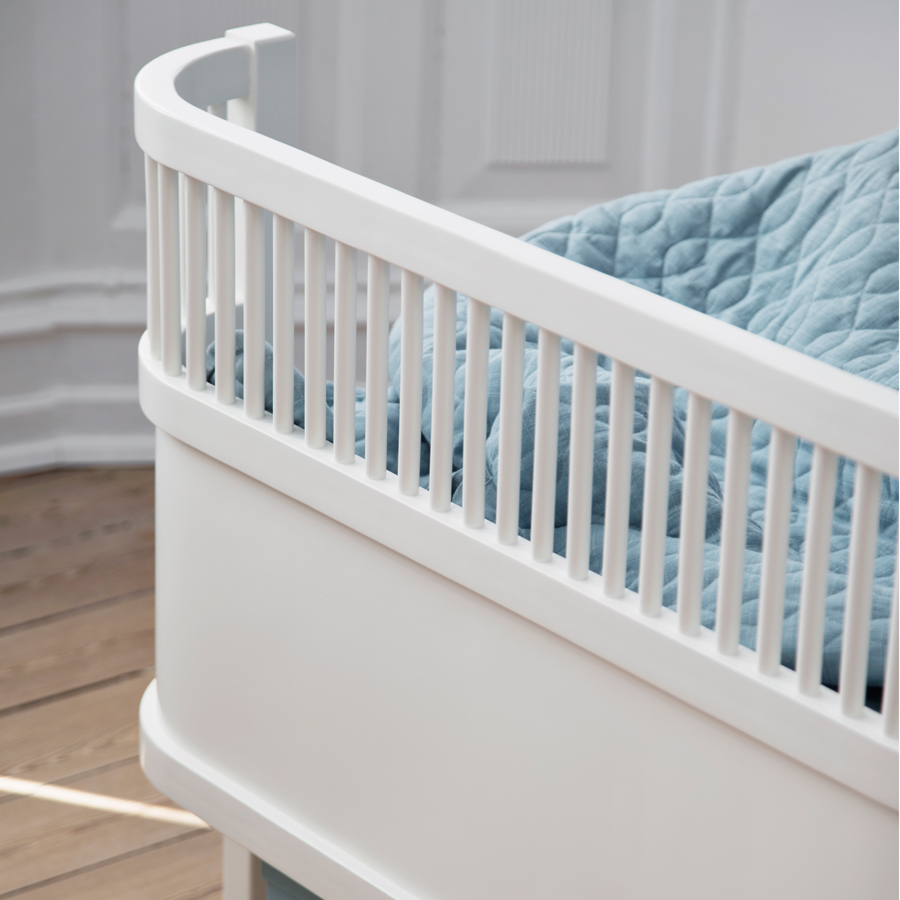 sebra bett junior grow white online kaufen emil paula kids. Black Bedroom Furniture Sets. Home Design Ideas