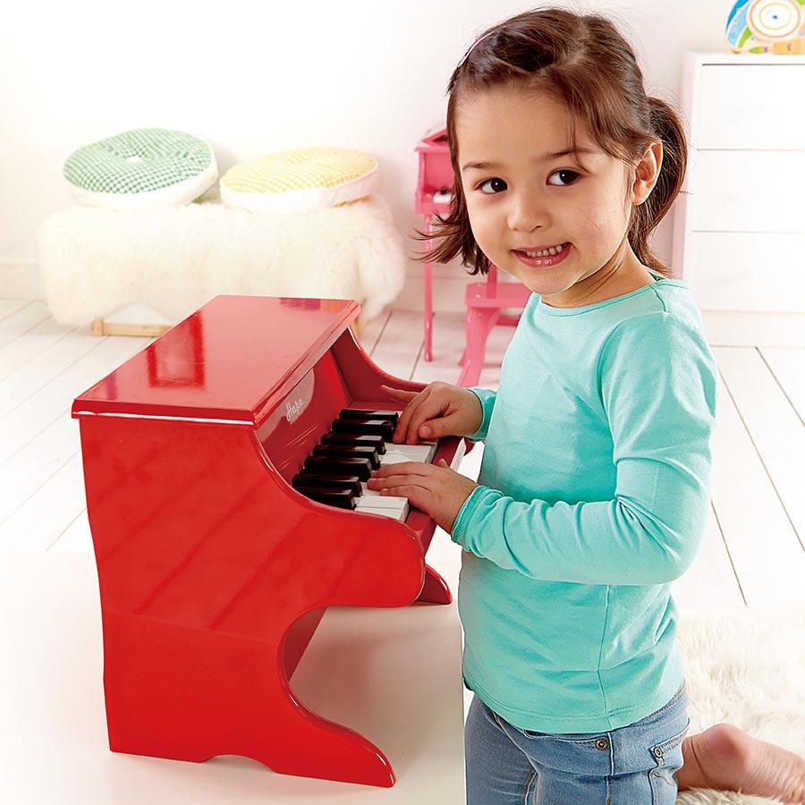 hape spielzeug klavier online kaufen emil paula kids. Black Bedroom Furniture Sets. Home Design Ideas