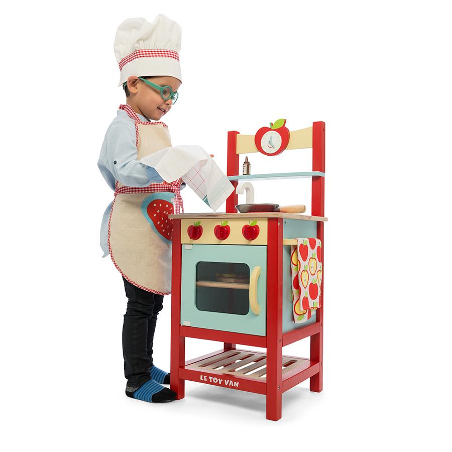 le toy van apfelbaum küche honeybake online kaufen | emil & paula kids