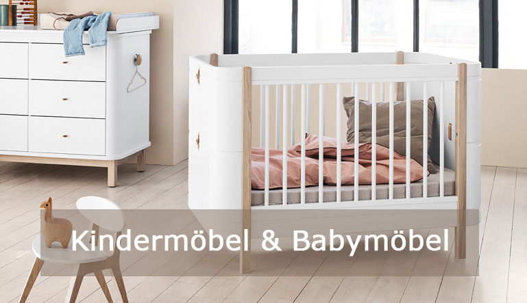 Banner zu Kindermöbel & Babymöbel