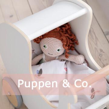 Banner zu Puppen & Co.